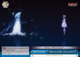Otherworldly Encounter