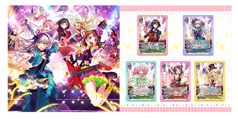 BanG Dream! Girls Band Party! Sparkling★Collection Product Image 02
