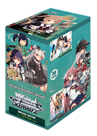 WSE Booster Pack KanColle, 2nd Fleet