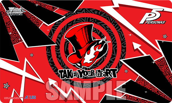 Persona 5 Trading Card Game | ResetEra