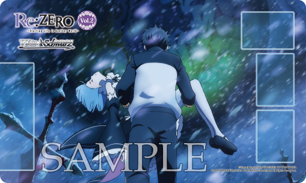 Booster Pack Re:ZERO -Starting Life in Another World- Vol 2