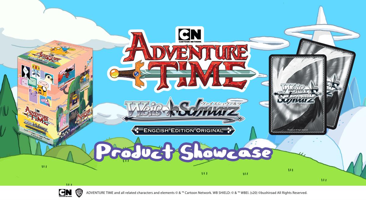 Bushiroad Adventure Time Showcase