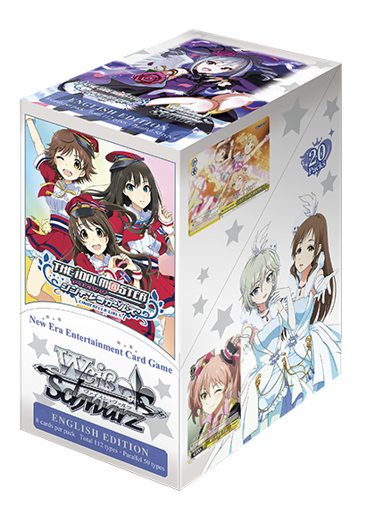WSE THE IDOLM@STER CINDERELLA GIRLS Booster Pack